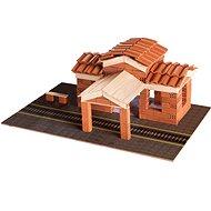 Trefl Brick Trick Nádraží - Stavebnice