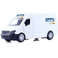 Rappa auto PPL kovové, 14 cm s otevíracími dveřmi - Auto