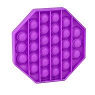 Pop it - osmihran fialový