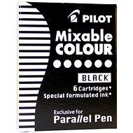 Náplň Pilot Parallel Pen černá, 2 balení - Náhradní náplň