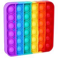 Pop It Rainbow Square - Board Game