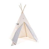 Set teepee tent beige Standard - Children's tent