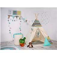 Set teepee stan Mexická příroda Luxury - Dětský stan