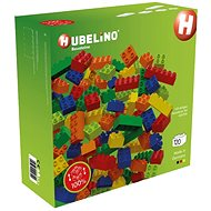 Hubelino Ball track - coloured cubes 120 pcs - Ball Track