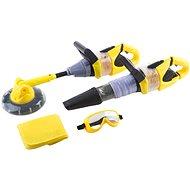 G21 Fukar a křovinořez na baterie Deluxe tools - Herní set