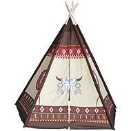 G21 Teepee Tajemství prérie, indiánský vzor - Dětský stan