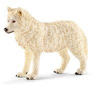 Schleich 14742 Vlk arktický - Figurka