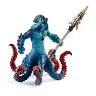 Schleich 42449 Chobotnice monstrum se zbraní - Figurka