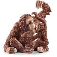Schleich 14775 Orangutan samice - Figurka