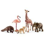Schleich 42388 Divoká zvířata set 5ks - Figurka