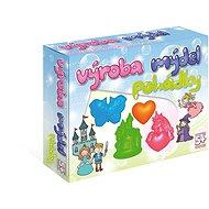 Výroba mýdel - Pohádky - Vyrábění pro děti