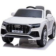 Audi Q8, bílé - Dětské elektrické auto