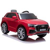 Audi Q8, červené