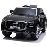 Audi Q8, černé