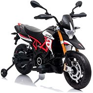 Aprilia Dorsoduro 900, červené - Dětská elektrická motorka