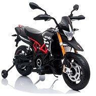 Aprilia Dorsoduro 900, sivé - Dětská elektrická motorka