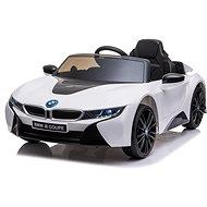 BMW i8, bílé - Dětské elektrické auto