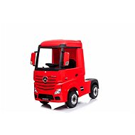 Mercedes-Benz Actros, červené - Dětské elektrické auto