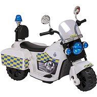 EVO Policejní tříkolka - Dětská elektrická motorka