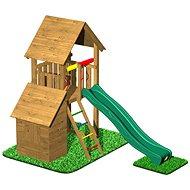 CUBS Honza 4 - věž s domečkem - Herní set