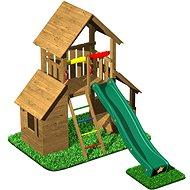 CUBS Honza 5 - věž s domečkem a obchůdkem - Herní set