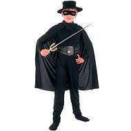 Šaty na karneval - Bandita vel. S - Dětský kostým