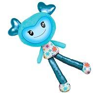 Brightlings - Interaktivní panenka modrá - Panenka