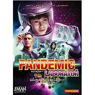 Pandemic - Laboratoř - Společenská hra