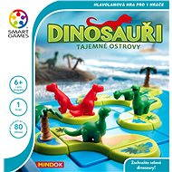 Smart - Dinosauři - Tajemné ostrovy - Hlavolam