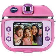 Vtech Kidizoom Selfie Cam - růžový - Dětský fotoaparát