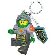 Lego Nexo Knights Aaron svítící figurka - Klíčenka