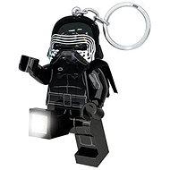Lego Star Wars Kylo Ren svítící figurka - Klíčenka