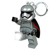 Lego Star Wars Captain Phasma svítící figurka - Klíčenka