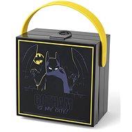 LEGO Batman Box s rukojetí - Svačinový box
