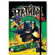 LEGO Batman Movie Zápisník Batman - Poznámkový blok