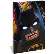 LEGO Batman Movie Zápisník Batman LED - Blok na psaní