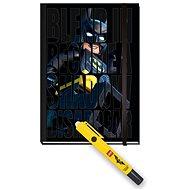 LEGO Batman Movie Zápisník s neviditelným perem Batman - Blok na psaní