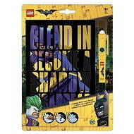 LEGO Batman Movie Zápisník s neviditelným perem Batgirl - Poznámkový blok