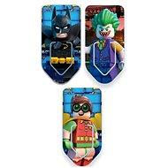 LEGO Batman Movie Záložky Batman/Robin/Joker - Sada kancelářských potřeb