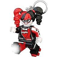 LEGO Batman Movie Harley Quinn - Svítící klíčenka