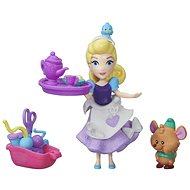 Disney Princess Mini princezna s kamarádem Popelka - Panenka