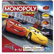 Monopoly Junior Auta 3 - Společenská hra