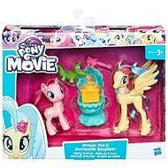 My Little Pony Set 2 poníků s doplňky Pinkie Pie a Princezna Skystar - Herní set