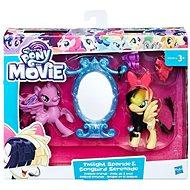 My Little Pony Set 2 poníků s doplňky Twilight Sparkle a Songbird Serenade - Herní set