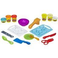 Play-Doh Sada prkýnek a kuchyňského náčiní - Modelovací hmota