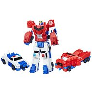 Transformers RID Strong Arm a Optimus Prime - Figurka