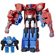 Transformers RID Kombinátor set Hi-Test a Optimus Prime - Figurka