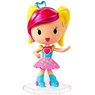 Mattel Barbie Ve světě her červeno-žlutá figurka - Panenka