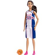 Barbie Sportovkyně - Basketbalistka - Panenka