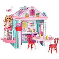 Mattel Barbie Chelsea and Clubhouse - Doll